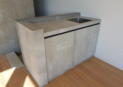 Pantry van betonciré